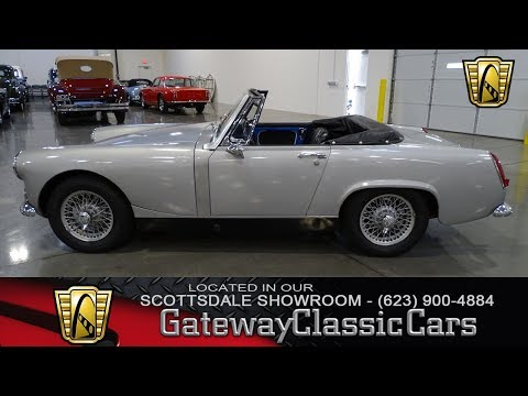 Video of '66 Midget - MO4J