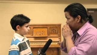 Ethan Estrada interviews harmonica player and musician Victor Chan
