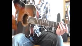 (Gitar Dersi) Duman - YÜREK (akorlar Ve Solo)