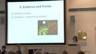 Short food chains in Europe  Trends, Evidence and Business models - Dr Moya Kneafsey