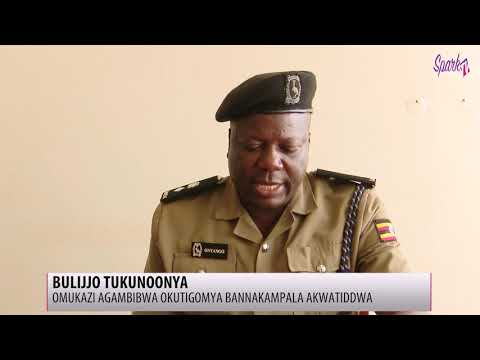 Jackie Ainembabazi akwatiddwa Poliisi y'e Kisaasi lwa bufere