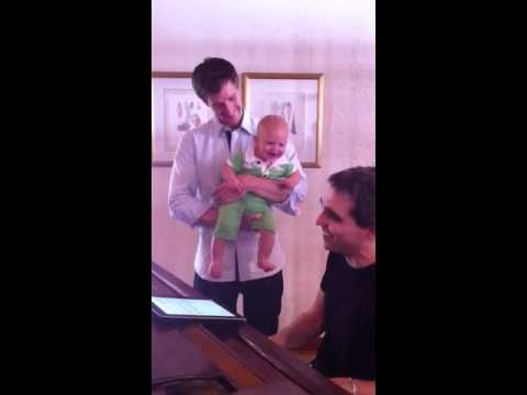 Marc Bosserman- Pianist to babies of the stars!