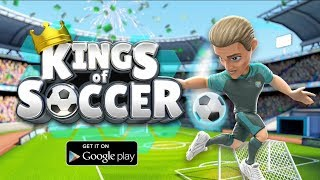 Kings of Soccer Android Gameplay (Beta Test)