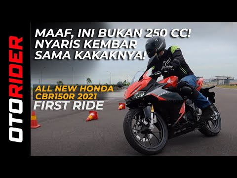 All New Honda CBR150R 2021 First Ride dan Review   OtoRider