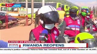 Rwanda Re-opens movement around the country  | Bottomline Africa