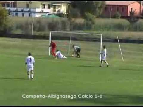 Preview video CAMPETRA SAVIO-ALBIGNASEGO CALCIO 2-1