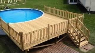 Terrasse Selber Bauen Aus Paletten Holz Tooltown Heimwerken