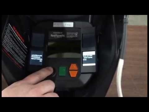 Binding the Speed Board Sensor to the Helmet (1:09 min)