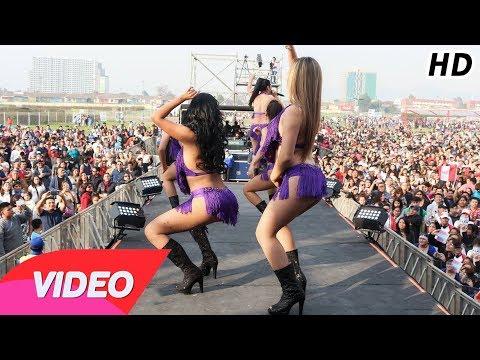 #BellasdelaCumbia / Pasitos Para Bailar - Alma Bella de Nilver Huarac [Hipodromo de Chile] 1080p