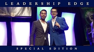 Leadership Edge - Special Edition | Bill Hong