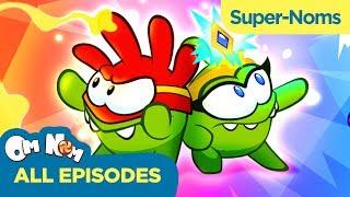 Super-Noms' Funny & Epic Adventures (ALL EPISODES)