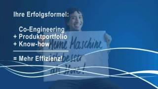 Energieeffiziente Servotechnologie mit hohem Wirkungsgrad