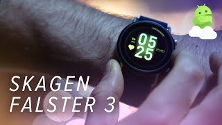Skagen Falster 3: The BEST Android Wear OS watch for 2020?