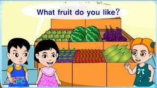 สื่อการเรียนการสอน At the food court ป.2 ภาษาอังกฤษ