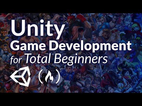 Learn Unity - Beginner's Game Development Tutorial