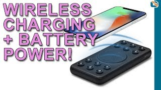 QDOS AirBank Qi Wireless Charger & Power Bank Review