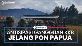 Antisipasi Gangguan KKB Jelang PON XX, Polda Papua Bentuk Tim Khusus