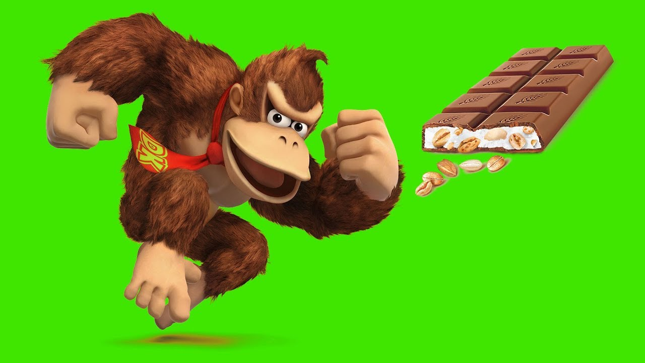 Donkey Kong Kinder Country