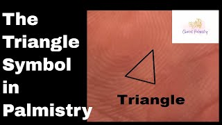 Indian Palmistry Symbols: The Triangle Sign And Divine Protection