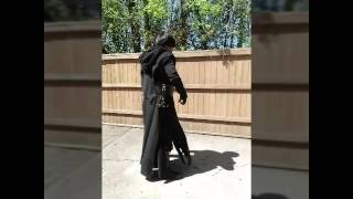 Kylo Ren costume overview