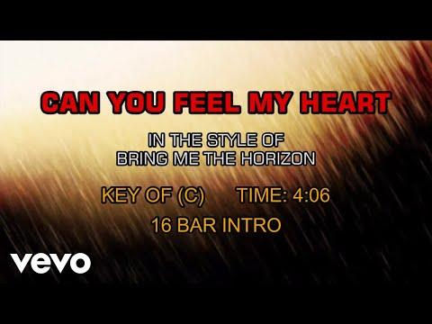 Bring Me The Horizon - Can You Feel My Heart (Karaoke)