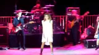 "Zendaya ""Watch Me"" and ""Something to Dance for"" live  at L.A County Fair"