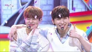 불시착(STAY YOUNG) - AB6IX(에이비식스) [뮤직뱅크/Music Bank] | KBS 210129 방송