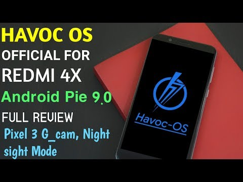 Pie Port) H2OS for Redmi 4/Note 4 and Android Phones Review