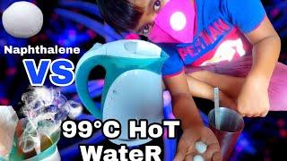 Naphthalene Vs 99°C Hot Water | Mothball vs Hot water | ন্যাপথালিন Vs ৯৯°C পানি | Jmr media