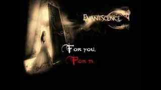 Evanescence - Good enough [Español - Ingles]