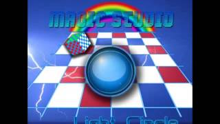 Magic Studio - Light Circle (New version) Italo Disco 2012