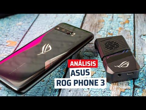 El Asus ROG Phone 4 está cada vez más cerca y conocemos su batería, procesador, cámaras y su posible fecha de lanzamiento