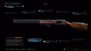 Modern Warfare® 2019 ALL 725 Customization and Attachments | Gunsmith MAX level
