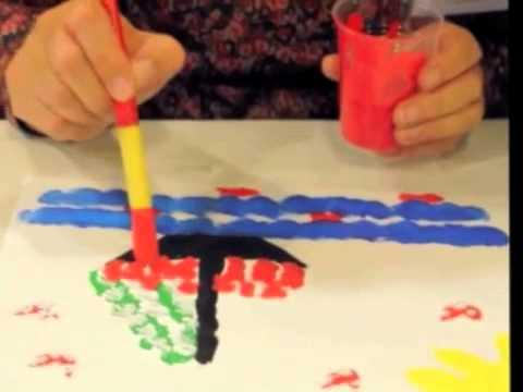 Atelier d'art thérapie pour adultes