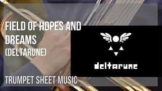 deltarune field of hopes and dreams piano easy - TH-Clip