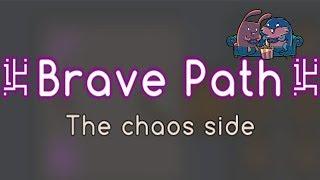 """Обзор Brave Path """"Неожиданно приятный рогалик"""""""