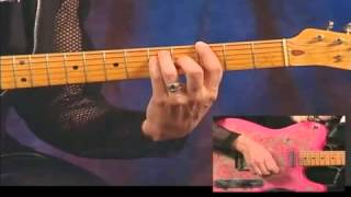 The Doobie Brothers Rhythm Guitar Chord Progression