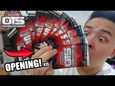 Yu-Gi-Oh! BEST! OTS TOURNAMENT PACK 7 OPENING! NEW TOURNAMENT PACK (OTS PACK 7 + REVIEW) X15! 2018!