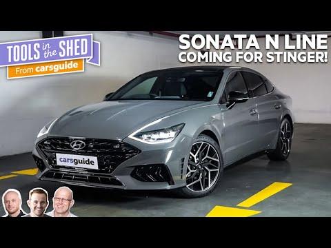 Sonata N Line coming for Stinger? Podcast: Ep. 159