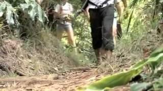preview picture of video 'La roche écrite, Saint-Denis Réunion'
