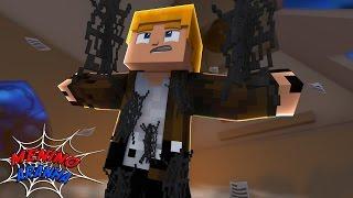 Minecraft: MENINO ARANHA - A ORIGEM DO VENOM! #42