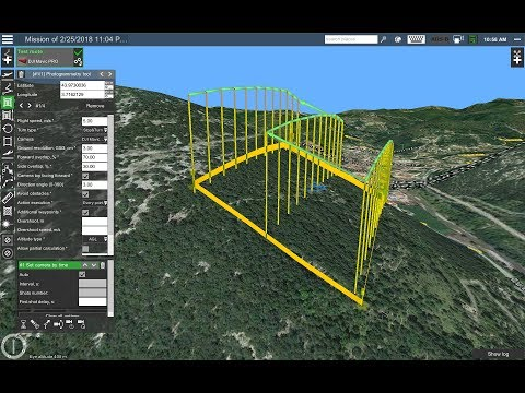 Download 3D mapping planing with UGCS Pro and Litchi for iOS