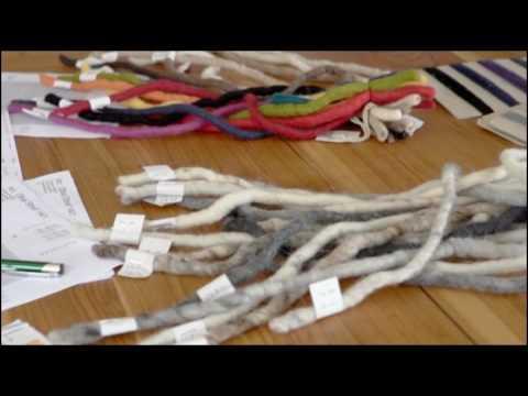 Tisca Handwebteppiche Image Video