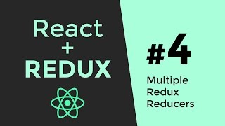 Multiple Reducers with Redux Reducers - Redux React Tutorial #4