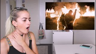 Billie Eilish   All The Good Girls Go To Hell   Music Video Reaction!