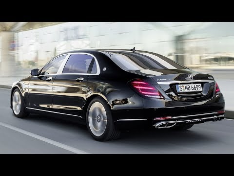2018 Mercedes AMG S-Class S600 Maybach - Most Luxurious Car In The World