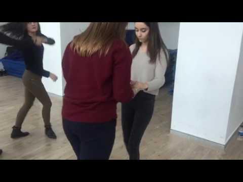 Salsa dersimizden küçük bir video
