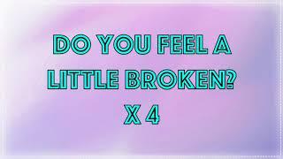 Patrick Watson - Broken • Lyrics