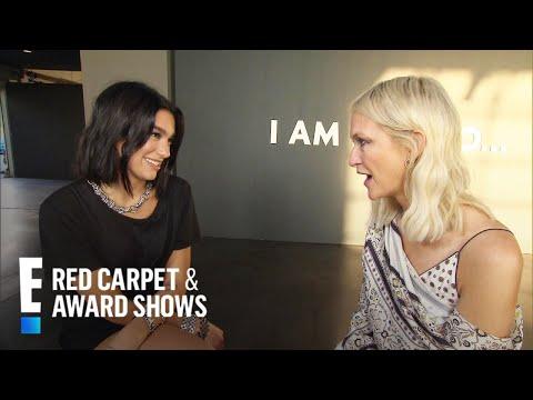 Dua Lipa Reveals When New Music Is Coming | E! Red Carpet & Award Shows