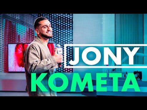 Jony - Комета ( Live @ Радио ENERGY)